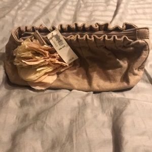 NWT Old Navy clutch